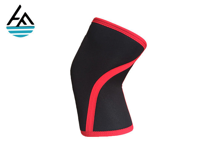 7mm Athletic Neoprene Knee Sleeve Knee Compression Sleeve Crossfit Joint Support